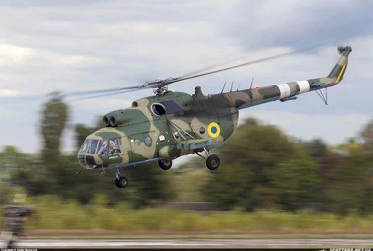 Мі-8МСБ-В #ЗСУ #Ukraine #Васильків 23 вересня 2016 © Vitaliy Nesenyuk