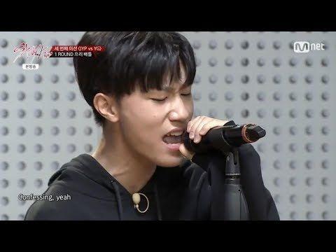 방예담 - 'There's Nothing Holdin' Me Back' ('Stray Kids'  YG vs JYP 프리 배틀) - YouTube