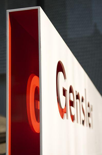 Gensler LA environmental graphics — Designspiration