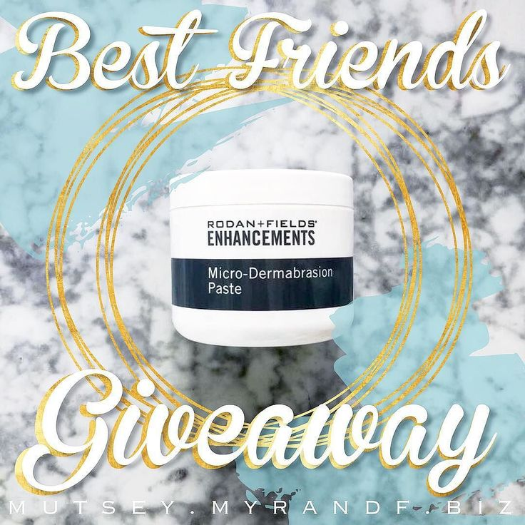 GIVEAWAY TIME!  RULES 1. TAG a friend 2. SHARE this post 3. LIKE it! -- you AND your bestie will be entered to win a FULL Jar of Rodan  Fields salt/sugar scrub Courtesy of yours truly! -- Use our Microdermabrasion paste up to 3 times weekly to safely exfoliate your skin and reveal a natural healthy glow! (Contest ends May 31st)  http://ift.tt/1THQvCk  by maryutsey