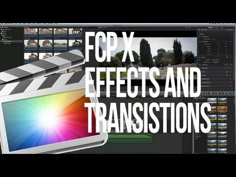 how to unblur a video on final cut pro x