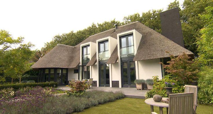 Nieuwbouw woning te Bergen op Zoom | Marcel de Ruiter architect bna | Sterk adviesbureau voor bouwconstructies b.v. | bij TV Makelaar