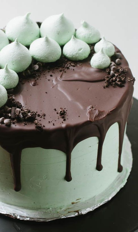1000+ ideas about Mint Frosting on Pinterest | Easy ...