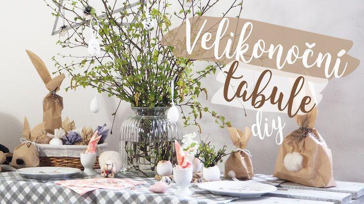 Velikonoční tabule | 7 DIY tipů | #laterezatelier