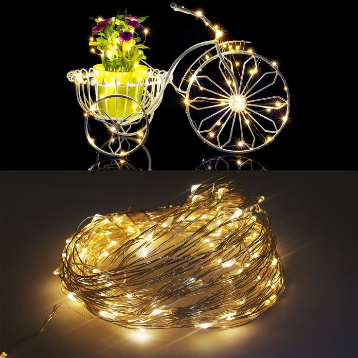 25 pinterest eonfine solar string lights on flexible copper wire 72ft 150 led outdoor string lights solar fairy mozeypictures Gallery