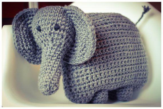 Hector l'éléphant par Mailleatoutplaire sur Etsy