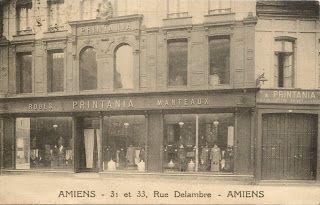 Amiens - 31 et 33, Rue Delambre