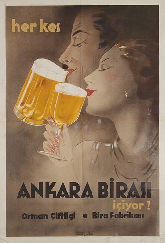 ANKARA BiRASI-REKLAM POSTERi | Flickr - Photo Sharing!