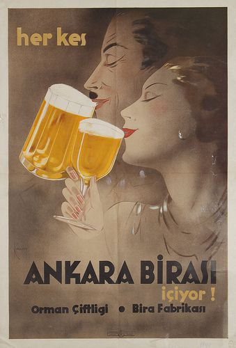 ANKARA BiRASI-REKLAM POSTERi | Flickr - Photo Sharing!