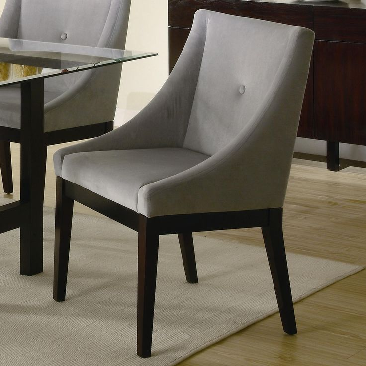 I love how simple and neat these chairs are very for Very small dining sets