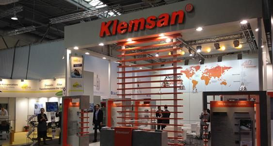 Klemsan at Hannover Messe 2014