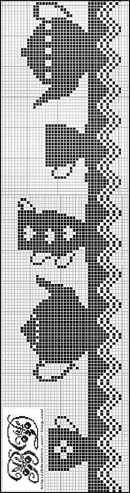 Best 25 filet crochet ideas on pinterest fillet crochet filet lbum de imgenes para la inspiracin crochet diagramfilet ccuart Images