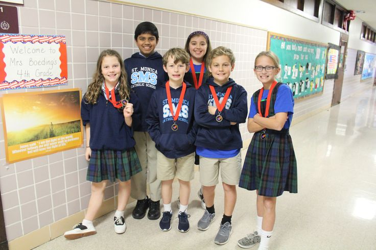 Destination Imagination Team @ St. Monica Catholic School