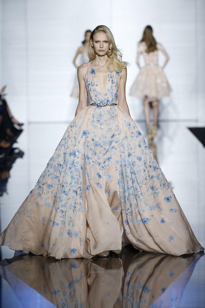 Zuhair Murad Couture Spring 2015 - Slideshow