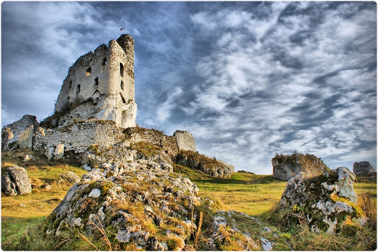 Zamek Mirów/Mirov Castle