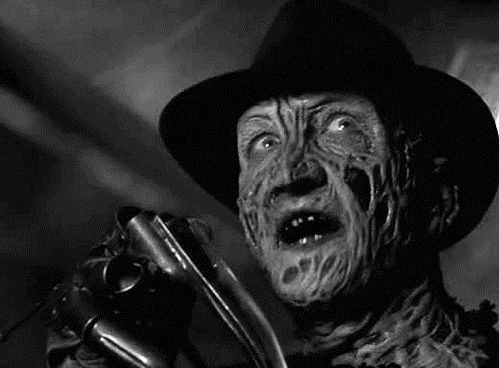 Freddy Kruger gif halloween horror halloween pictures halloween images freddy kruger nightmare on elm street
