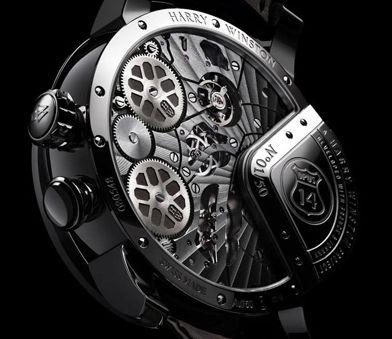 Swiss Harry Winston Opus 14 Replica Watches For Men  94b52000d20