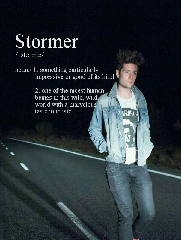 Bastille dictionary stormer Yes! Im the bloody stormer