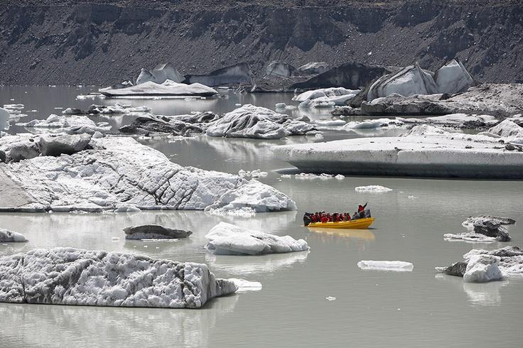 Glacier Explorers, Mt. Cook