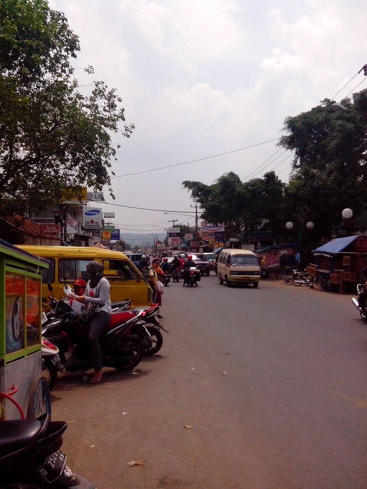 Banjaran arah Bandung