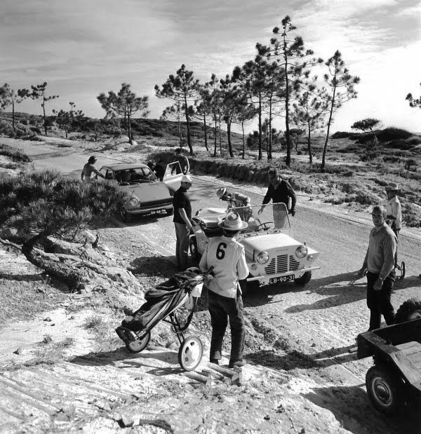 Algarve Golf Open, 1971 from Turismo do Algarve: Vale do Lobo