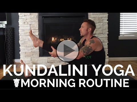 Kundalini Yoga - (Easy Morning Kundalini Yoga Routine) - YouTube …