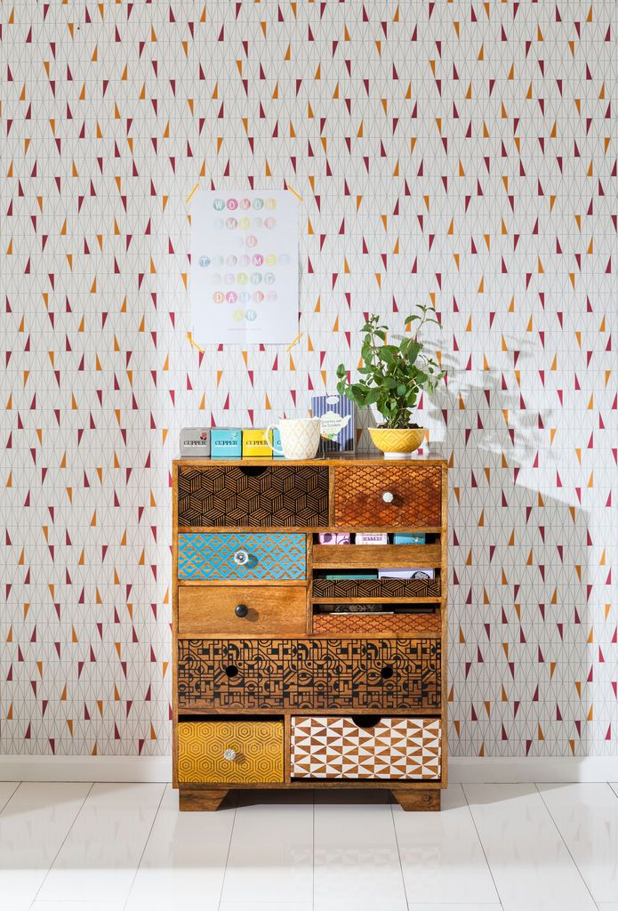 KARE Design - Dresser Soleil - The perfect dresser for a summer feeling in your home. Giving a fantastique mood in any room of your home. #kare #karedesign #soleil #summer #colour #livingroom #kitchen #childrensroom #nursery #diningroom #furniture #dresser #fun #style