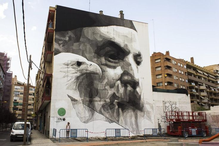 work by @inocv from Athens