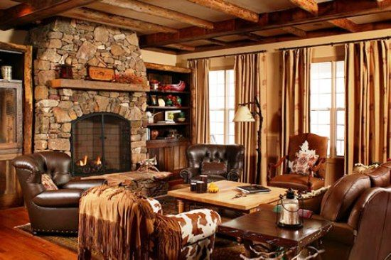 16+ Country style living room info