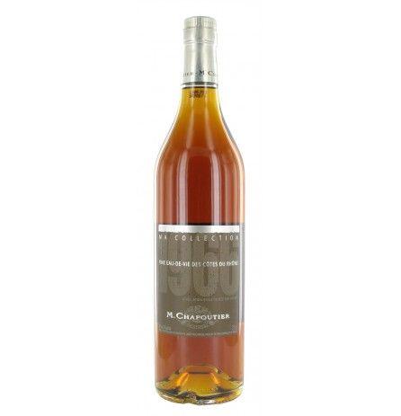 1966 Chapoutier Fine Eau-de-vie des Cotes du Rhone (Brandy) 750ml (40 years in oak) 42%