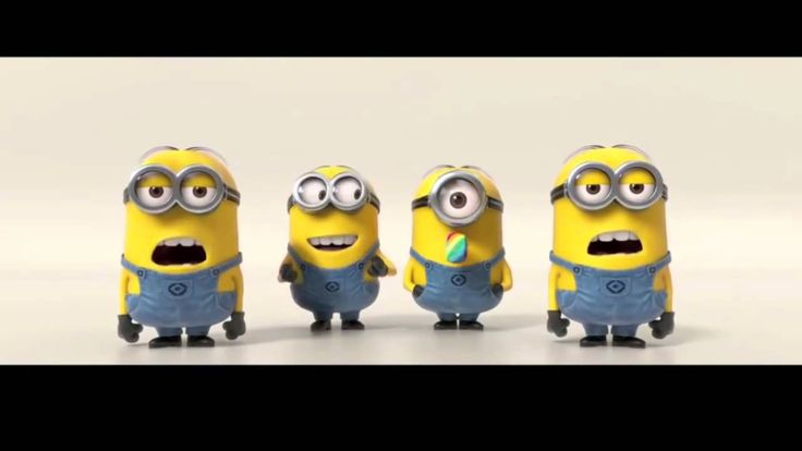 Minions Singing Happy Anniversary
