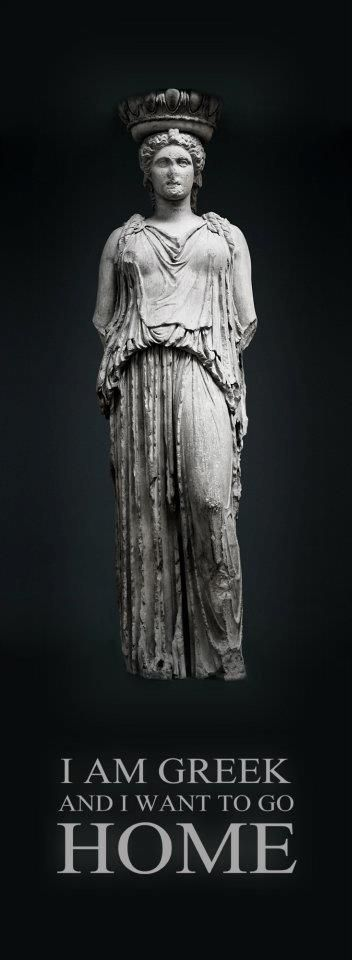 Greek art  http://www.bringthemback.org http://www.youtube.com/watch?v=aGitmYl6U90