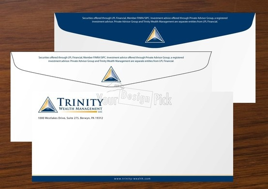 """Envelopes Design"" for TRINITY from YourDesignPick.com"