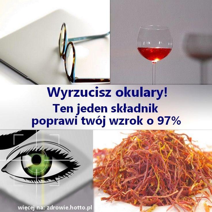 Wyrzucisz okulary! Ten jeden składnik poprawi twój wzrok o 97% w kilka tygodni