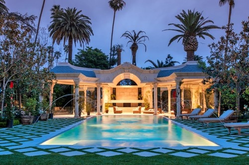 """§Luxury Developer Mohamed Hadid Lists """"Le Palais"""" in Beverly Hills"""