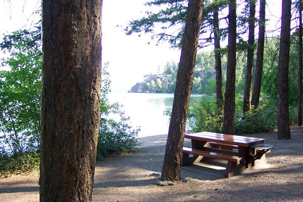 "Vernon BC Beaches - Ellison Park - my ""home base"" for many scuba adventures"