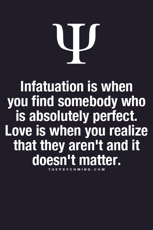 True. No one real is perfect. Love accepts someone for who they are, imperfections and all, and even loves the imperfections because they show a true human dealing with what life gave them just as they need to do.