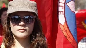 """Résultat de recherche d'images pour """"imagenes de protestas estudiantiles en chile"""""""