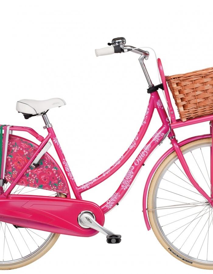 Oilily fiets - 28 inch roze