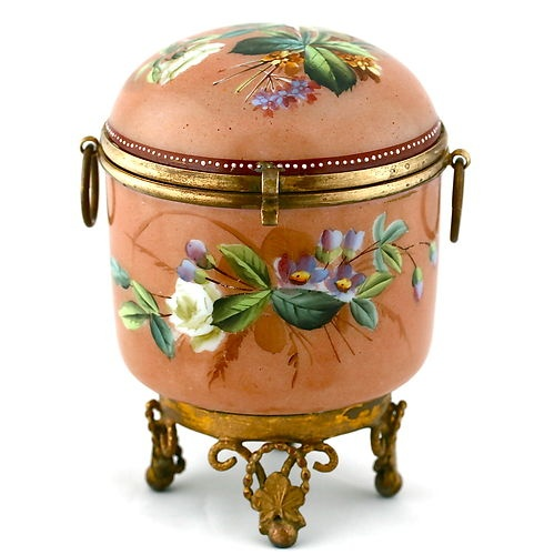 162 best Antique trinket boxes and jars images on Pinterest