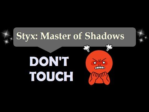 [40sec]When you keep a dog, don't deal a blow at a dog - Styx: Master Of...
