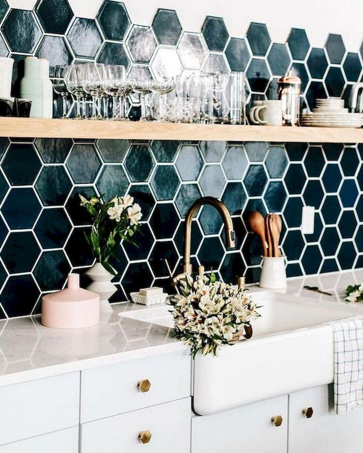 57+ Amazing Scandinavian Kitchen Decor Ideas
