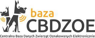 cbdzoe.pl - Centralna Baza Danych Zwierząt Oznakowanych Elektronicznie