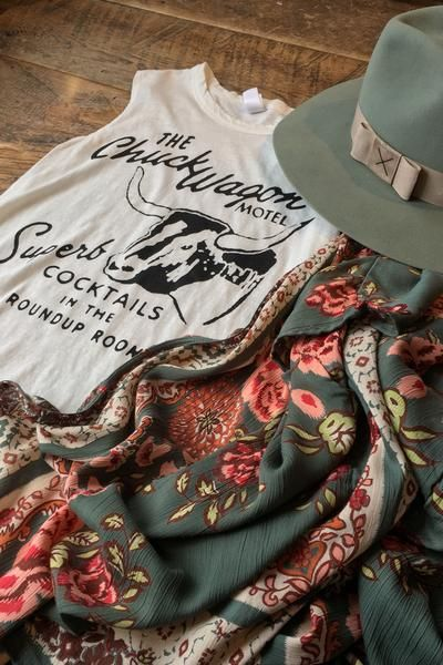 Haute On The Ranch: An Ode to Spring [Style]! – Savannah Sevens Western Chic