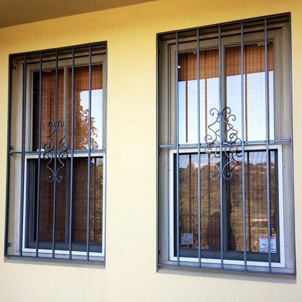 Steel Doors & Window Grilles