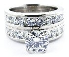 Wholesale bridal jewelry from Canadian diamonds, Canadian diamond engagement rings and wedding bands