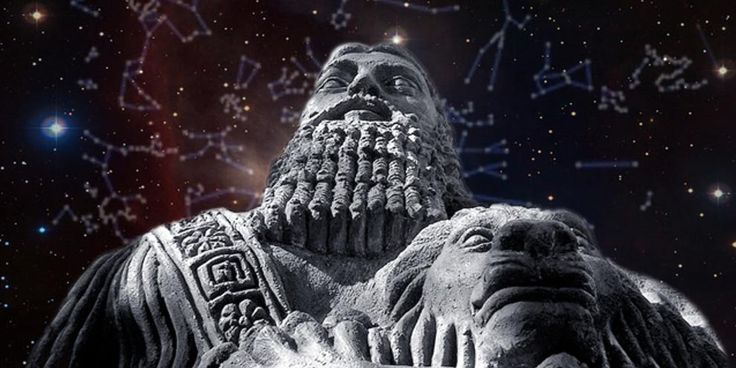 The Ancient Epic of Gilgamesh and the Precession of the Equinox