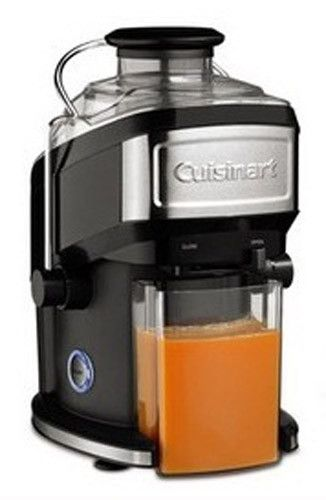 Cuisinart Juicer - or any juicer for that matter