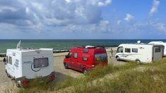 Jütland Nordsee Ringköbing Dänemark Wohnmobil-S…
