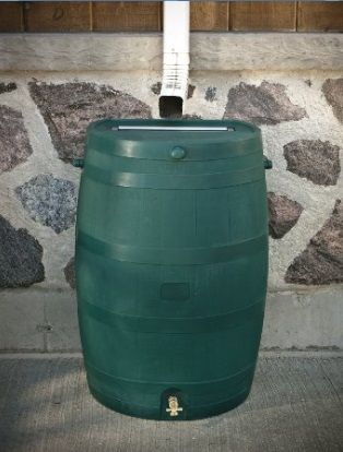 water barrel hook up The barrel is placed outside next to your house where the downspout is located what do i do with the water collected in a rain barrel, and how do i get it out use rainwater on garden plants, small lawns, planters and houseplants there is an opening near the bottom of the rain barrel where you can connect a hose.